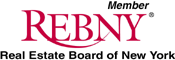 REBNY Logo, Real Estate Broker in New York, NY